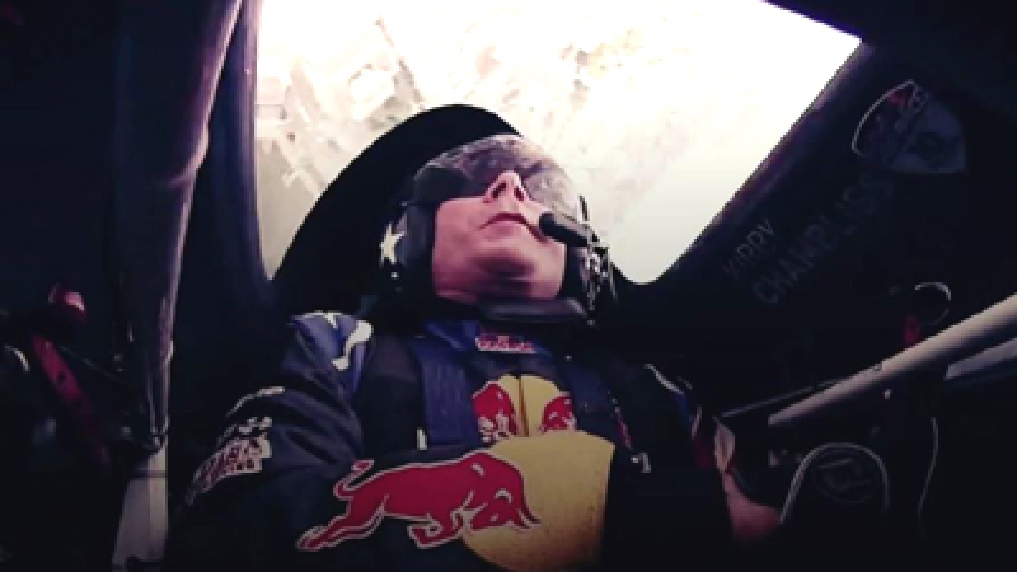 Red Bull Air Race pilot