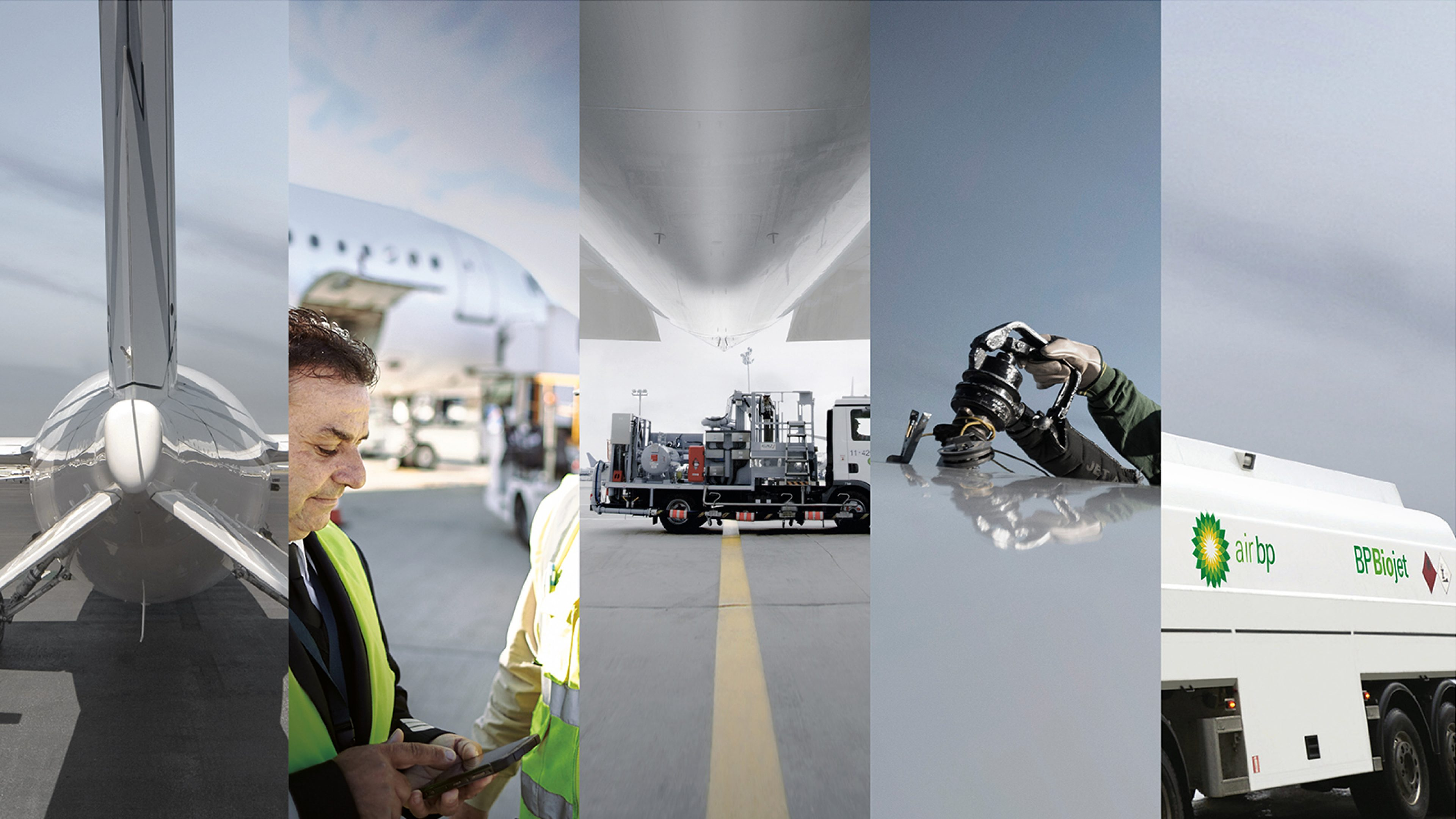 We are one of the world's largest aviation suppliers