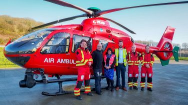 Air BP is proudly fuelling air ambulance charities
