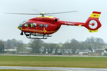 Air BP to supply free fuel to a number of air ambulance services in England and Wales