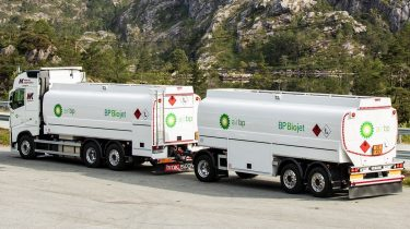 Air bp delivers 210 tonnes of sustainable aviation fuel to Stockholm Arlanda Airport
