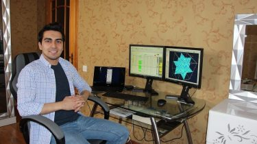 Pursuing a passion for science and innovation: Farid's story