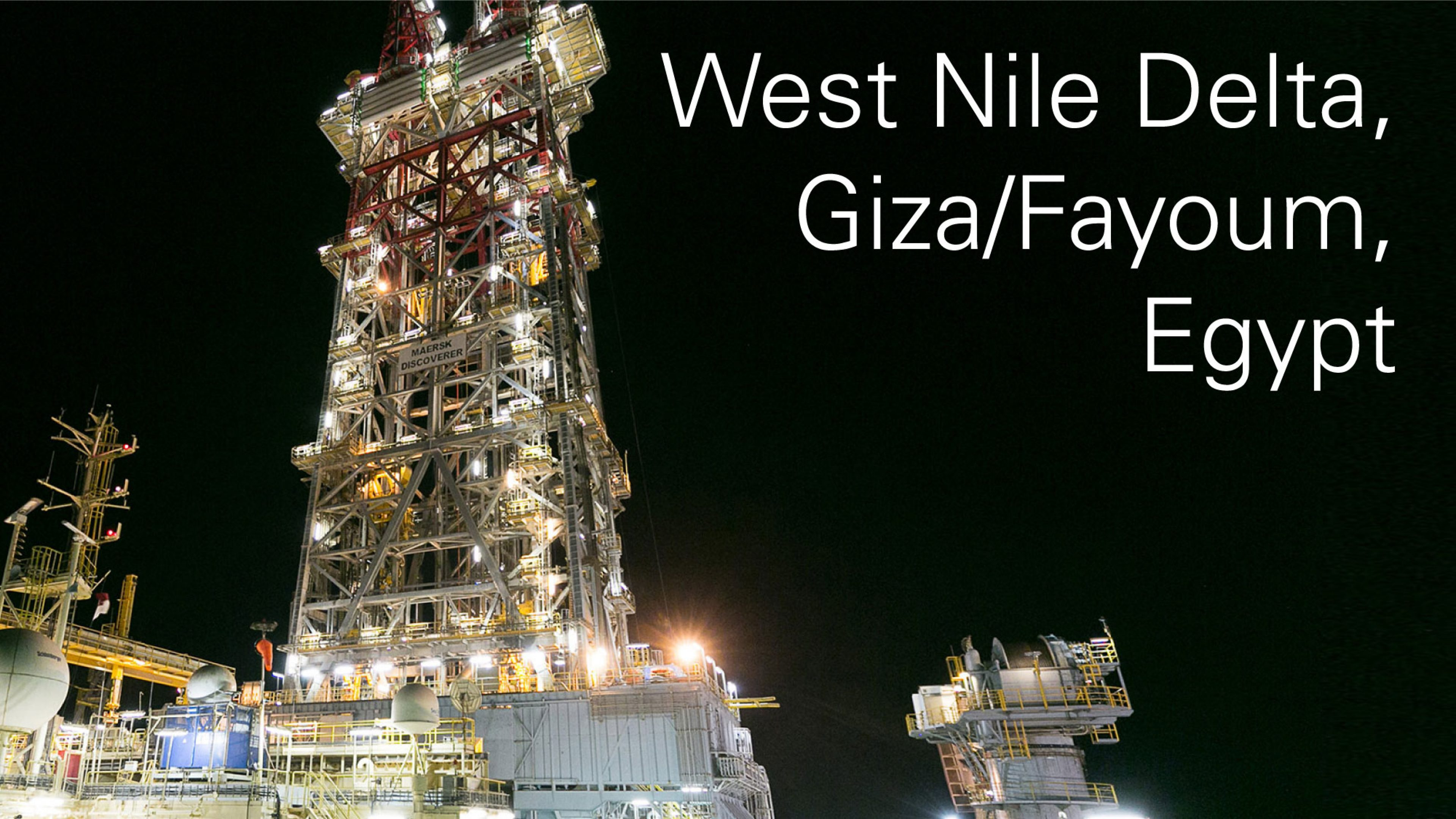 West Nile Delta – Giza / Fayoum, Egypt