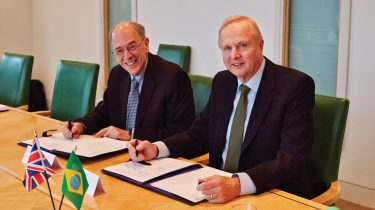BP and Petrobras form alliance