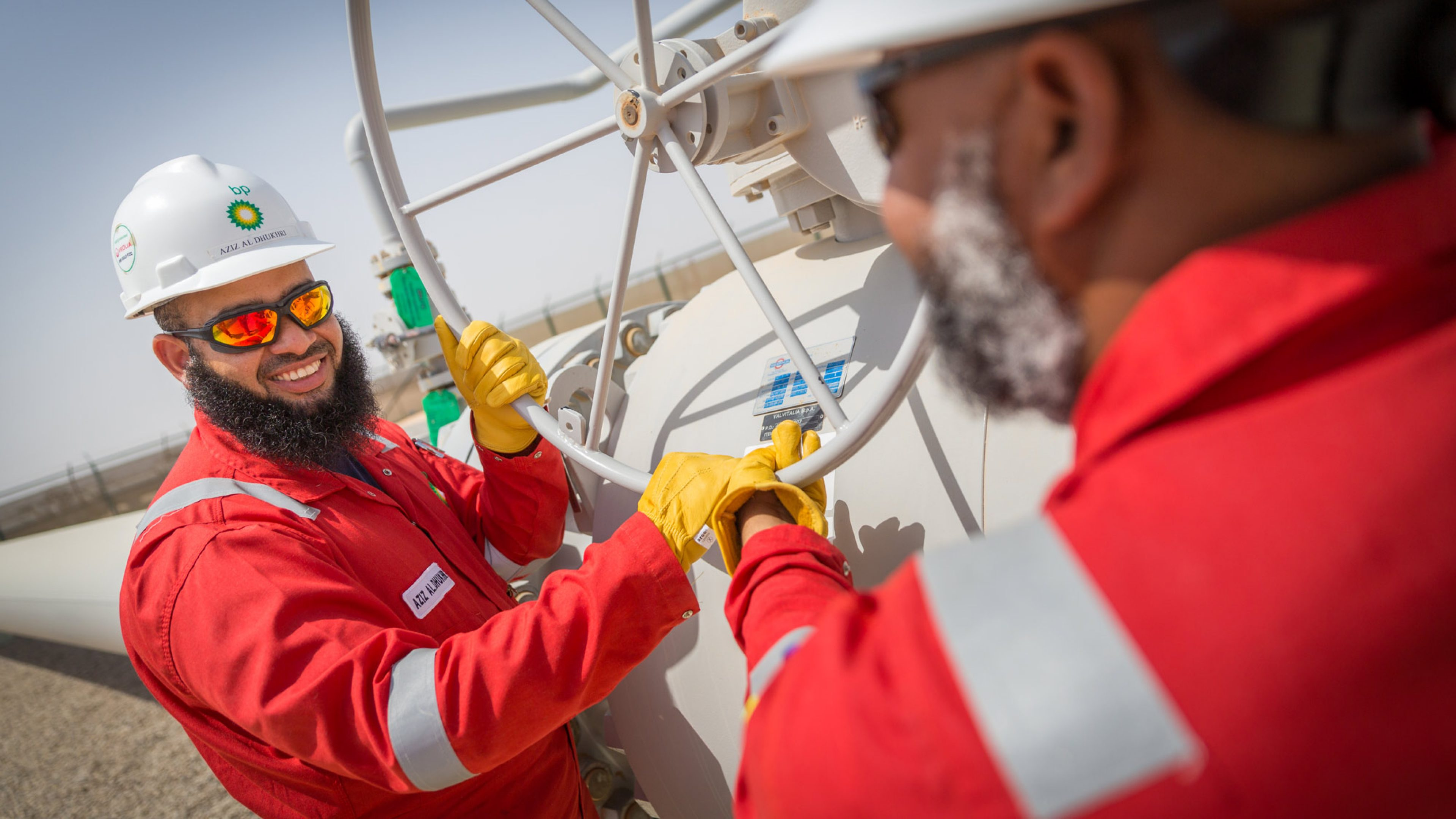 Khazzan tight gas operations – working in the desert heat of Oman