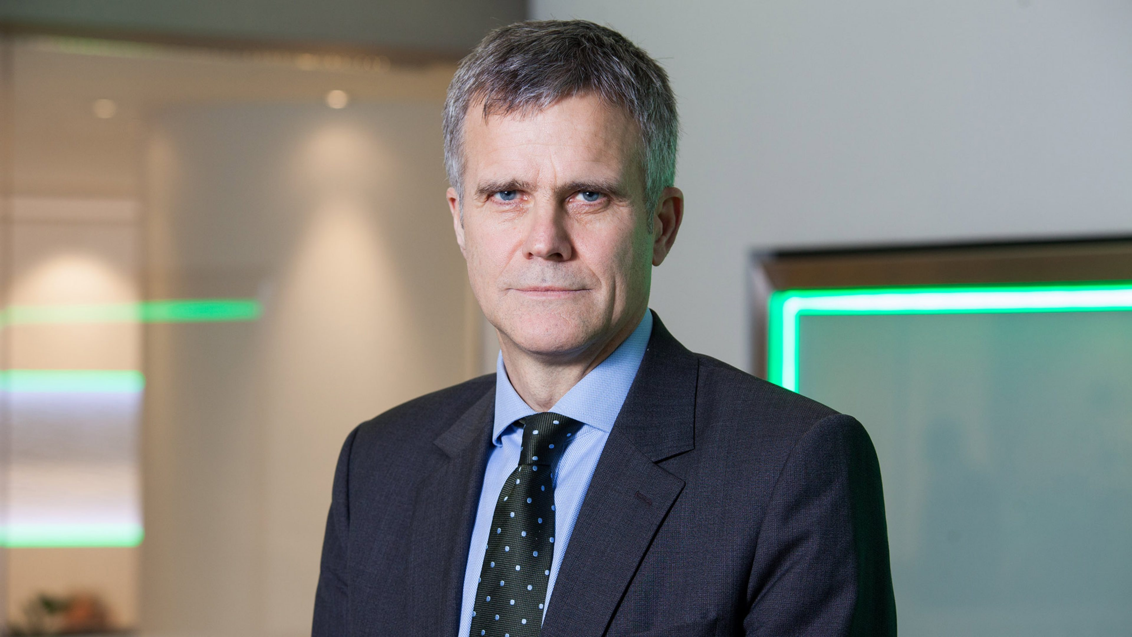 Helge Lund, chairman