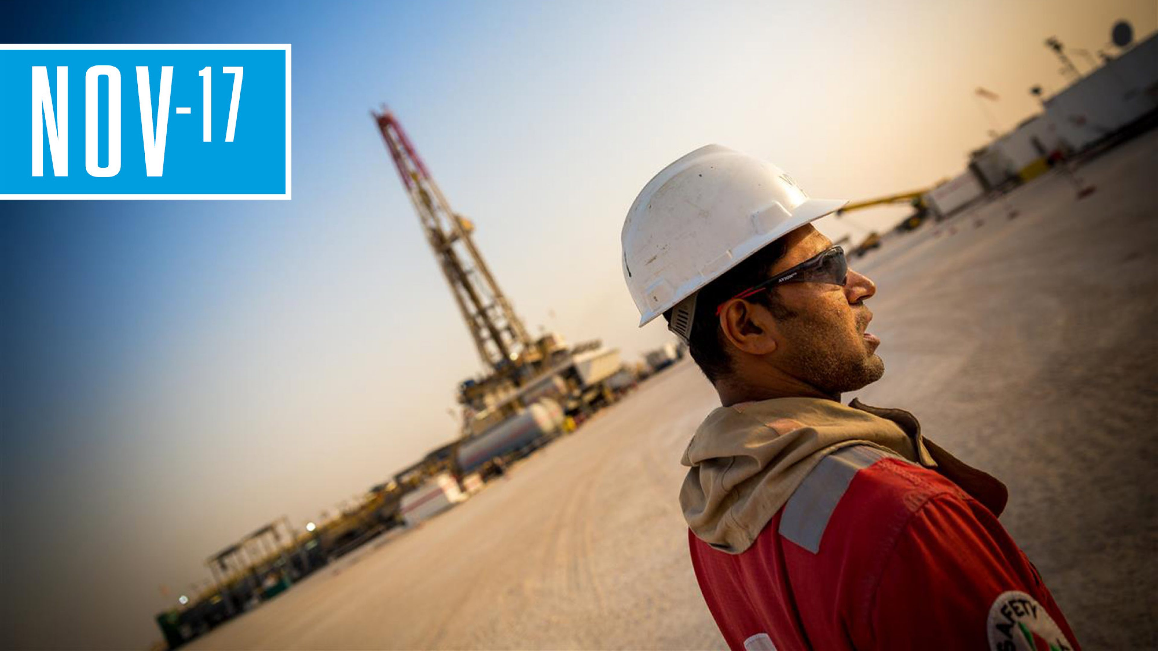 BP Khazzan project, Block 61, Oman