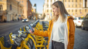 BP invests in city mobility app