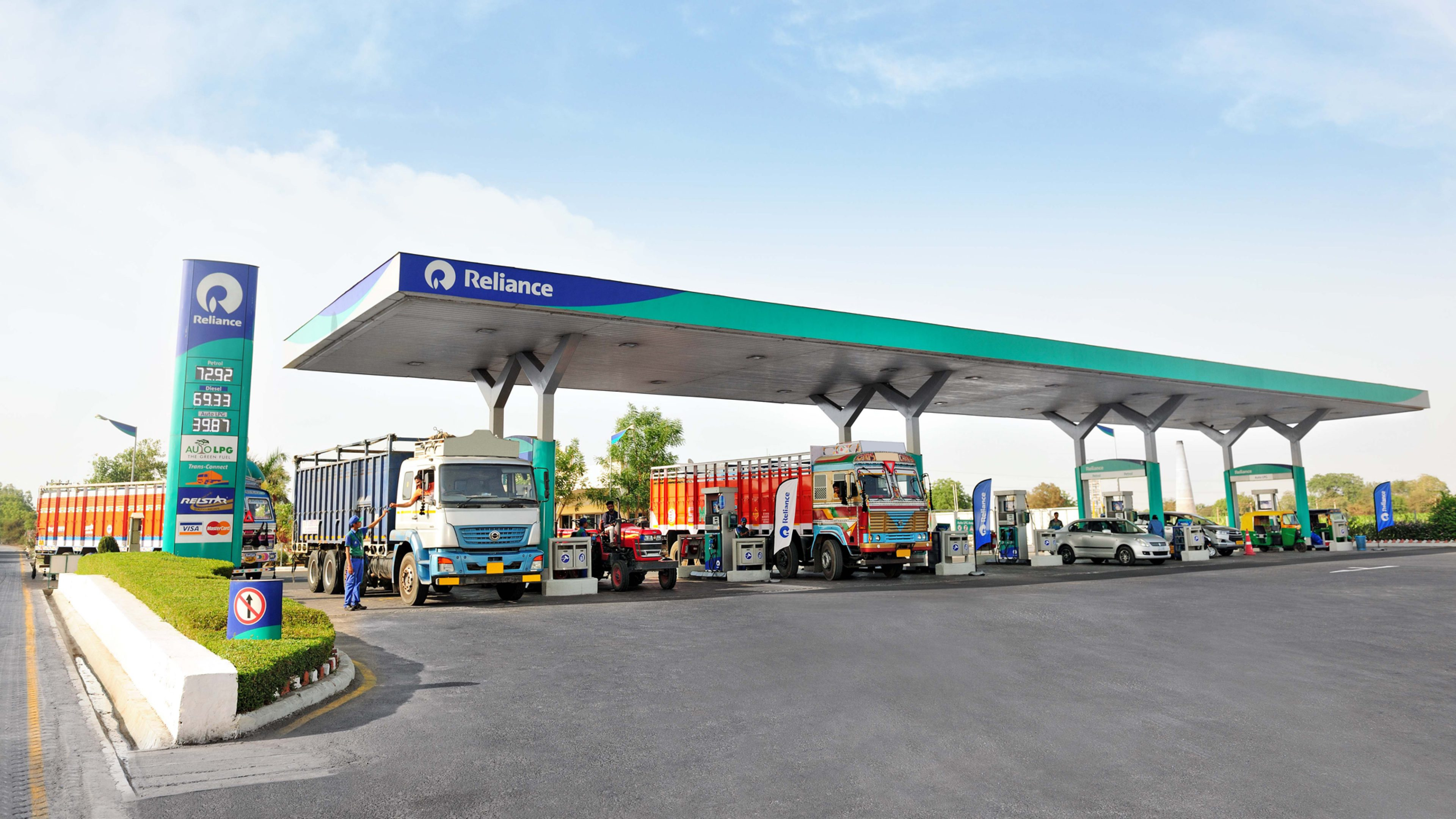 New deal to boost India's fuel retail network