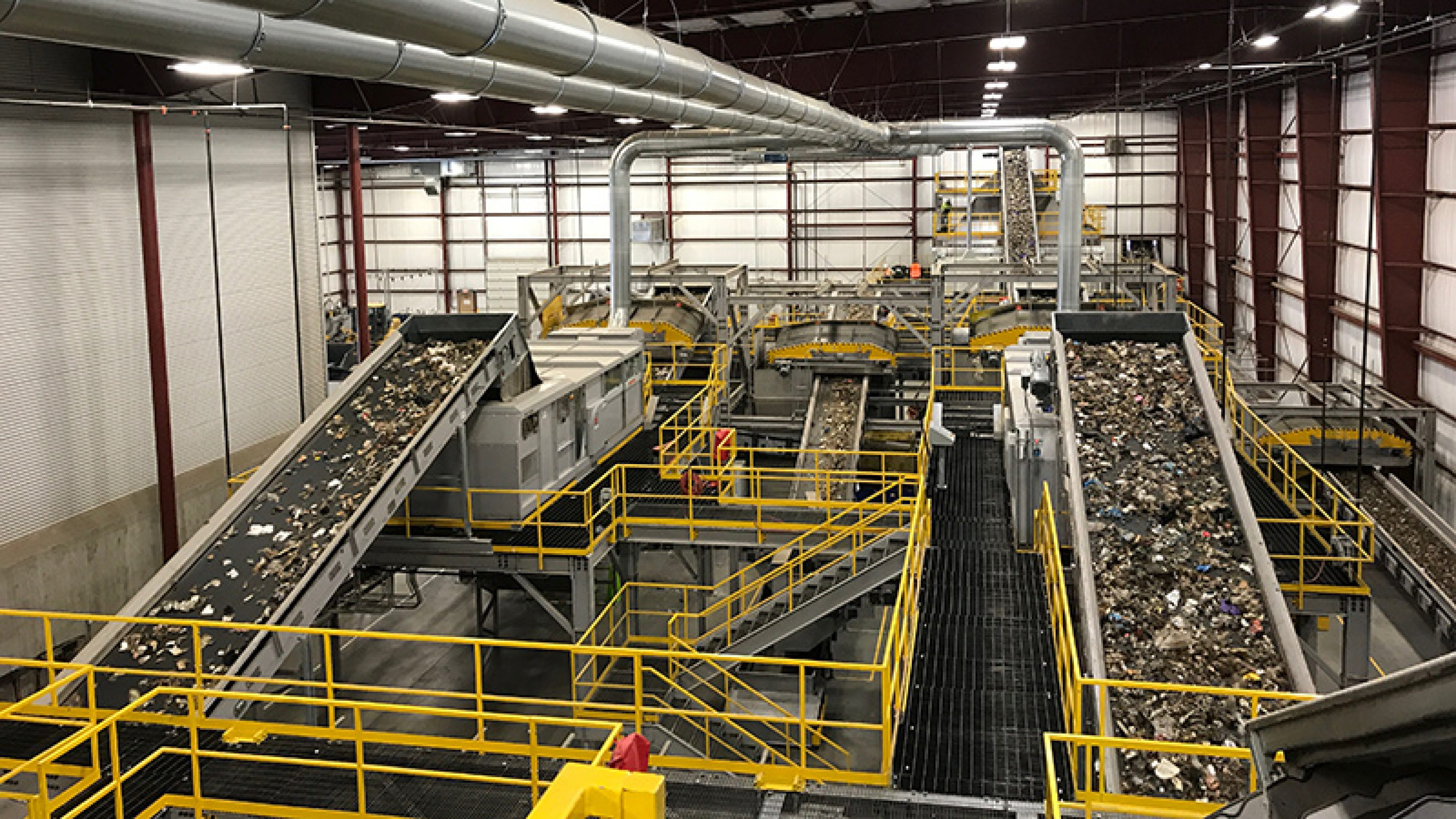 The Fulcrum Sierra plant that converts waste to fuel