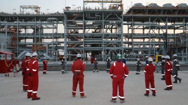 bp starts production from Ghazeer gas field in Oman