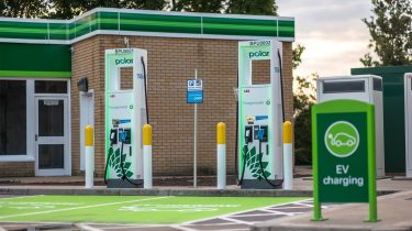 BP Chargemaster continues to grow, rolling out ultra-fast charging on BP forecourts across the UK