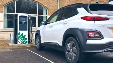 UK's largest ever EV infrastructure contract awarded to bp Chargemaster