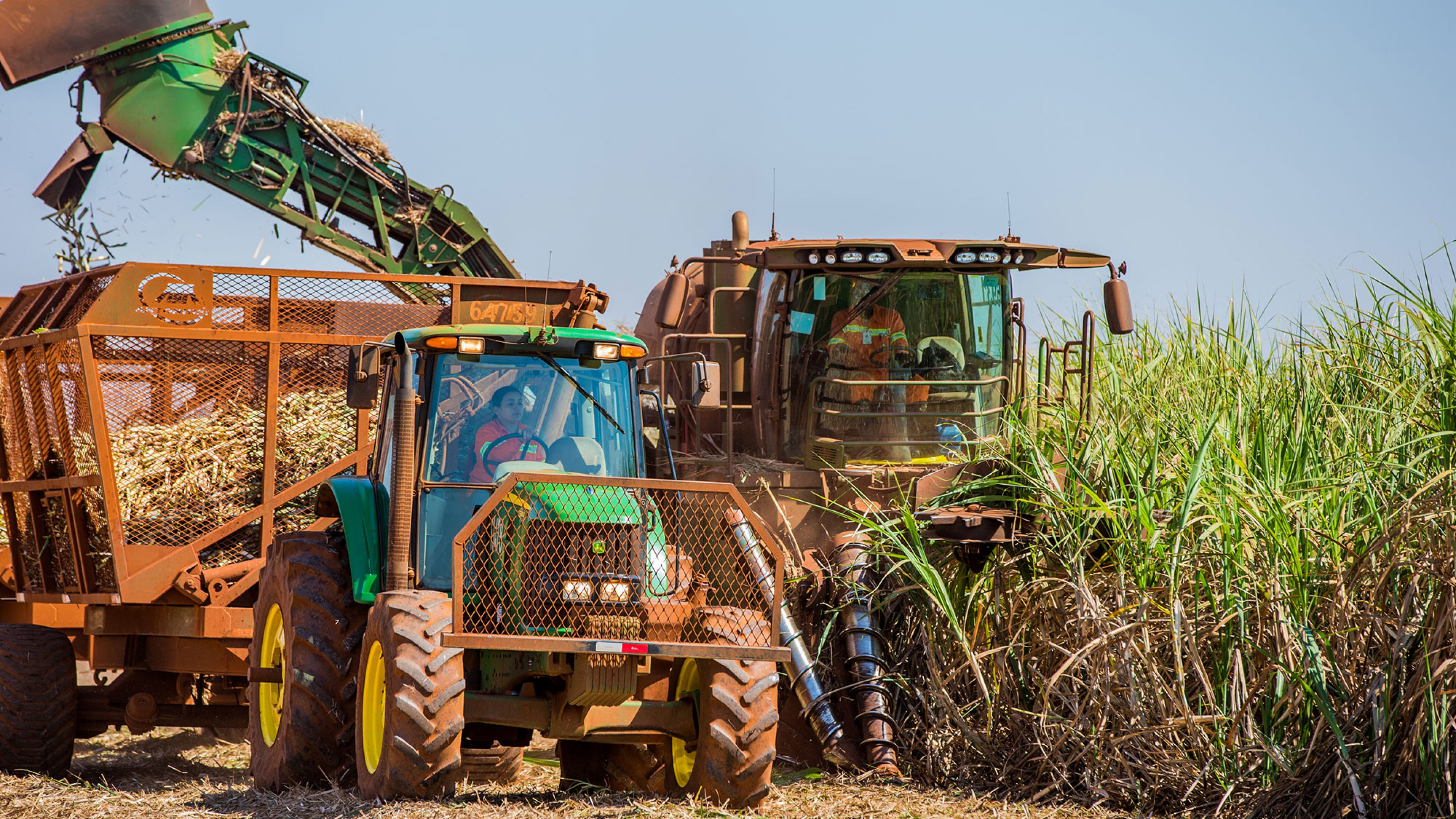 Using technology in biofuels