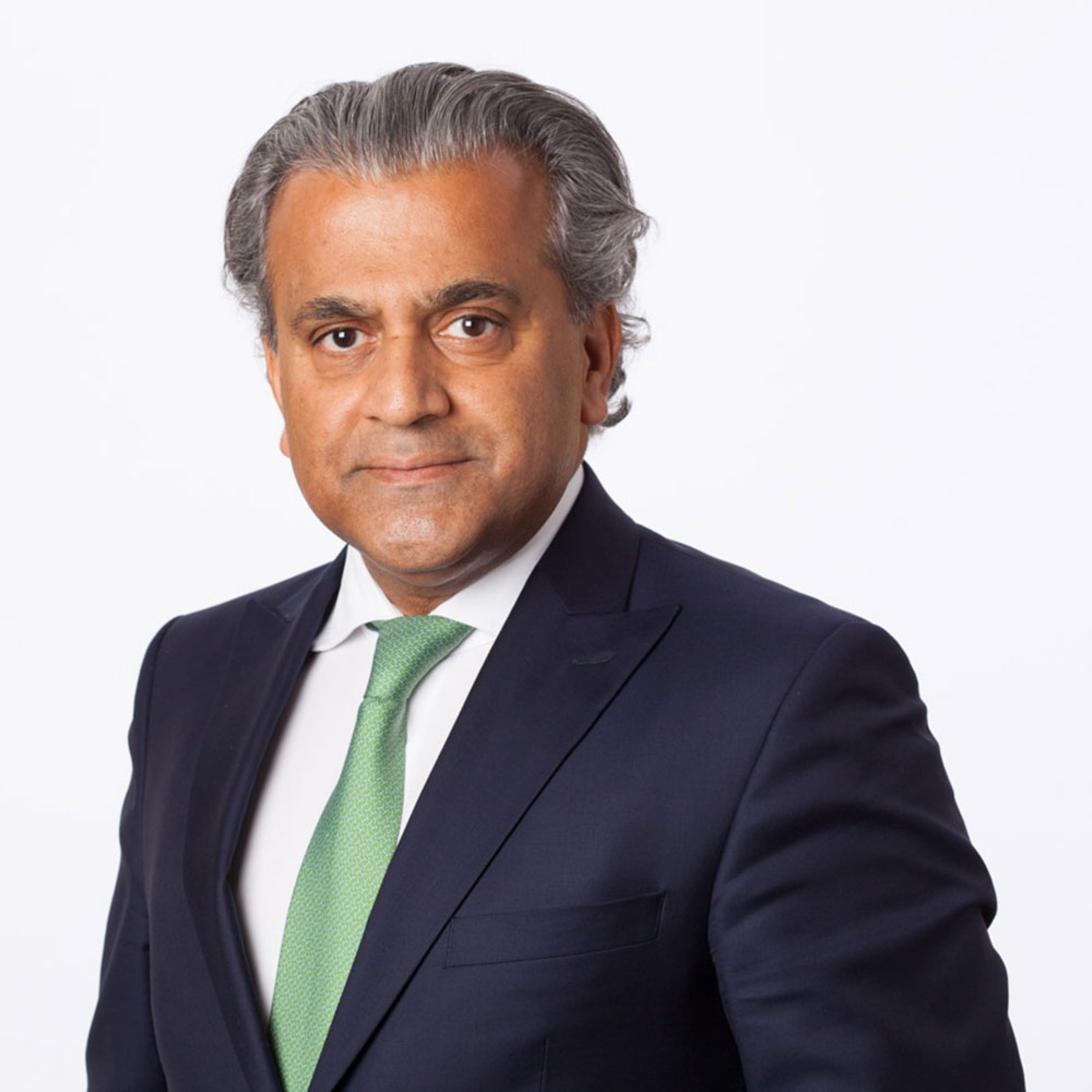 Dev Sanyal - Chief executive, alternative energy and executive vice president, regions