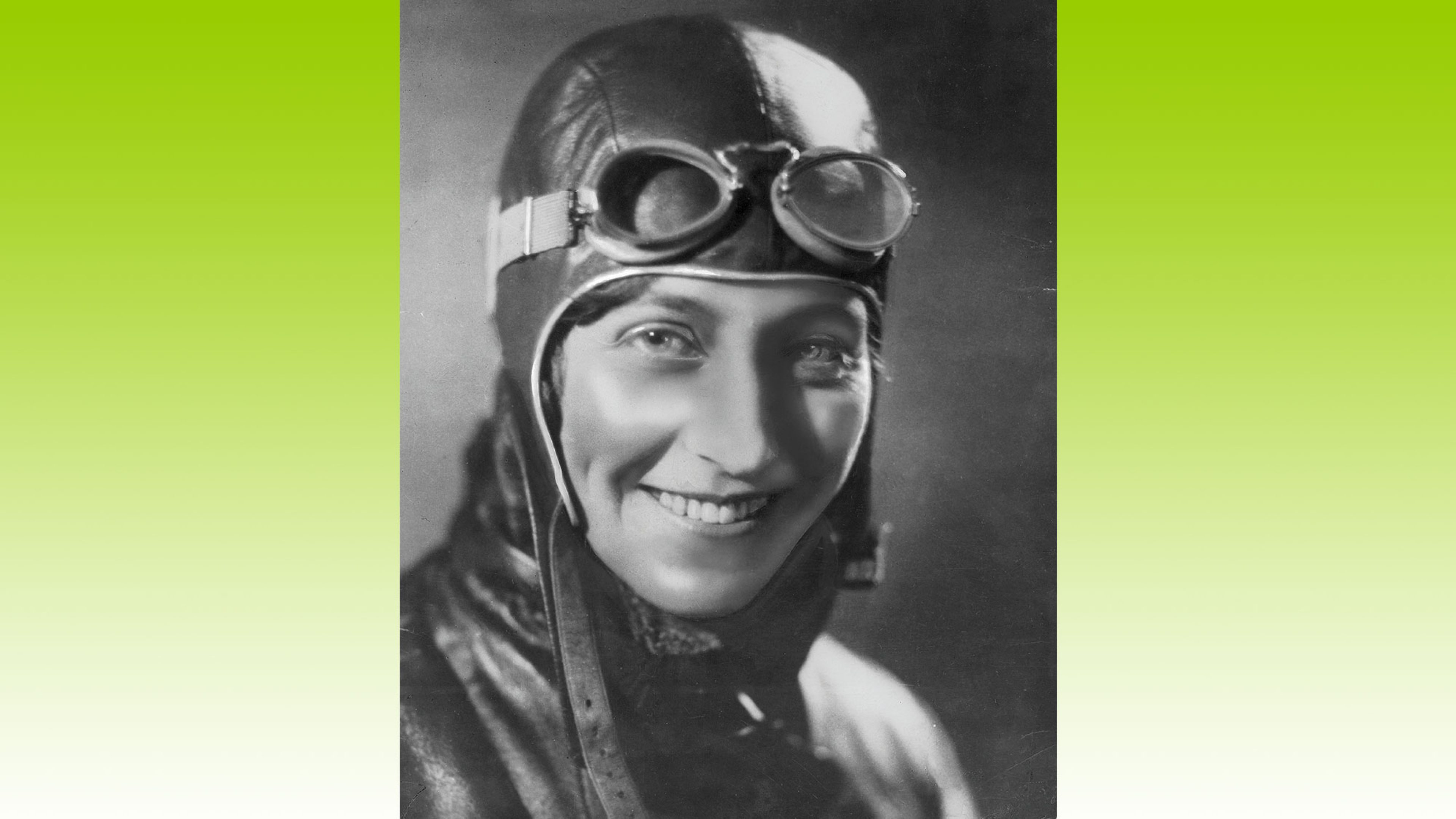 Amy Johnson, the first woman to complete a solo flight in a plane from England to Australia, was sponsored by BP for her round-Britain tour in 1930
