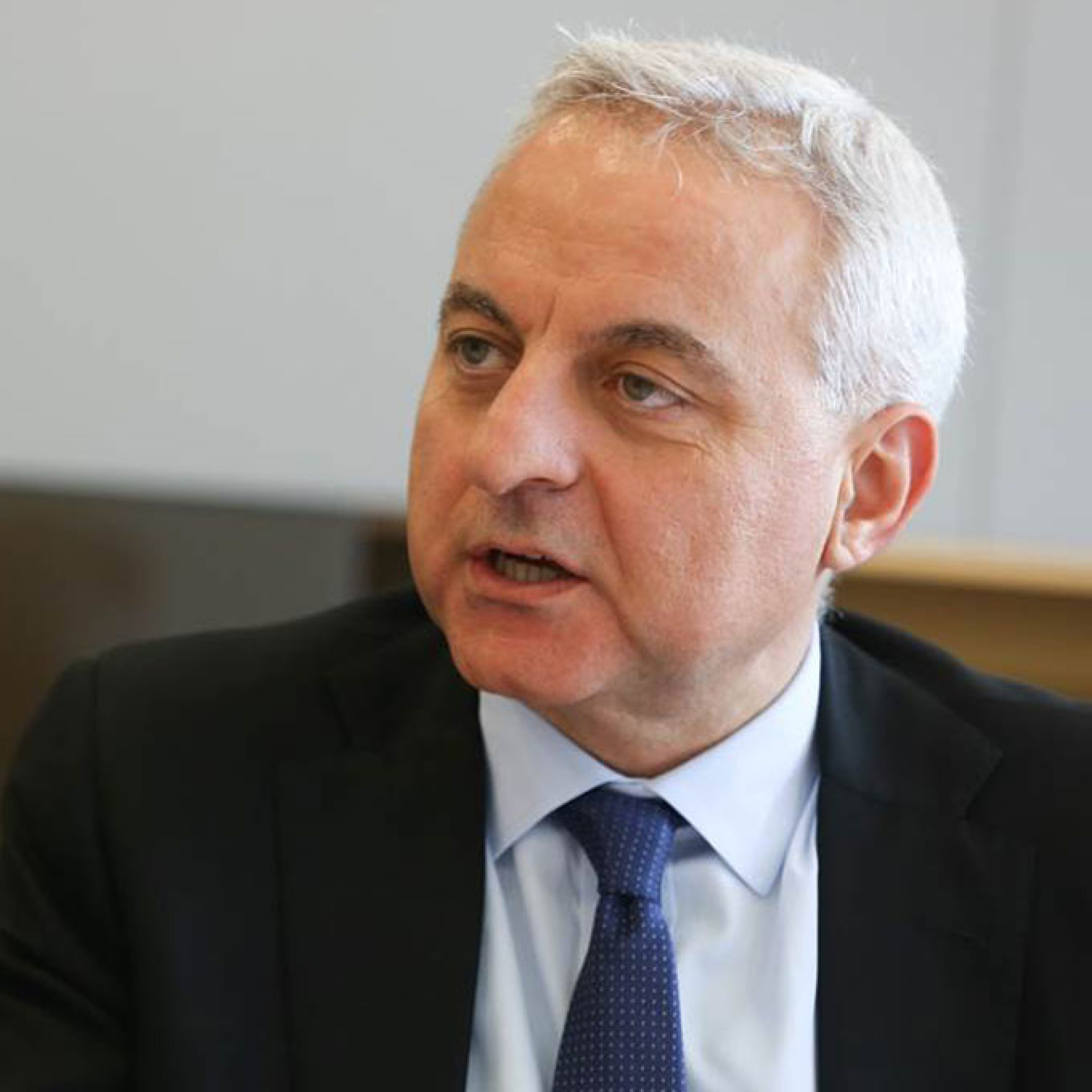 Tufan Erginbilgic, chief executive, Downstream