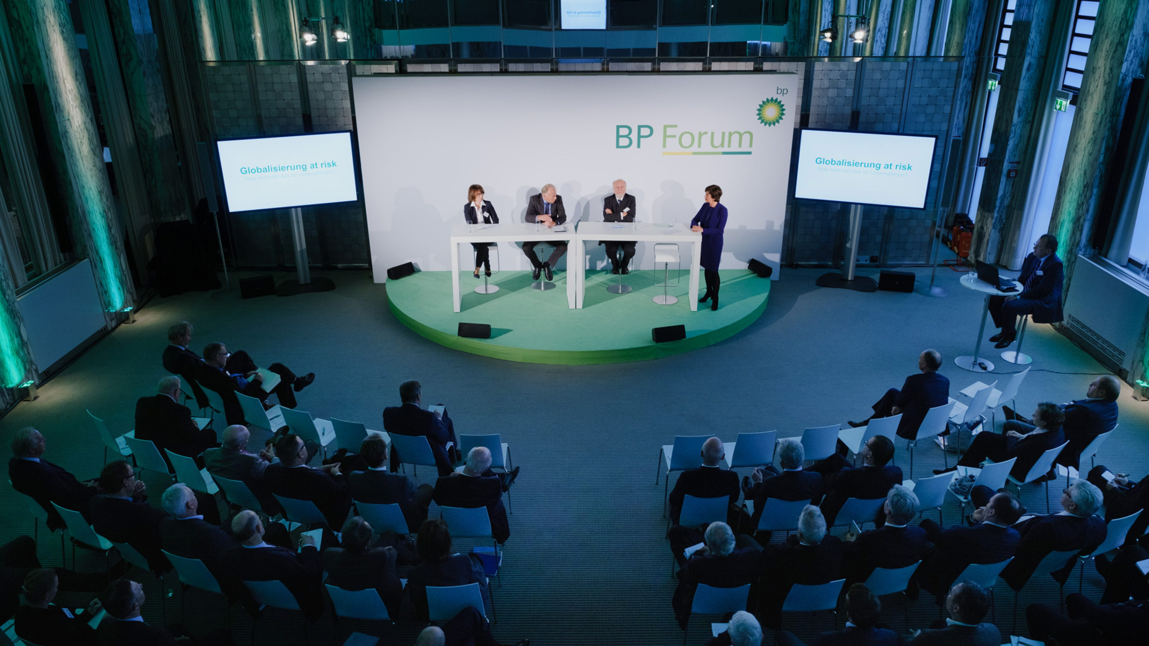 BP Forum: Globalisierung at risk