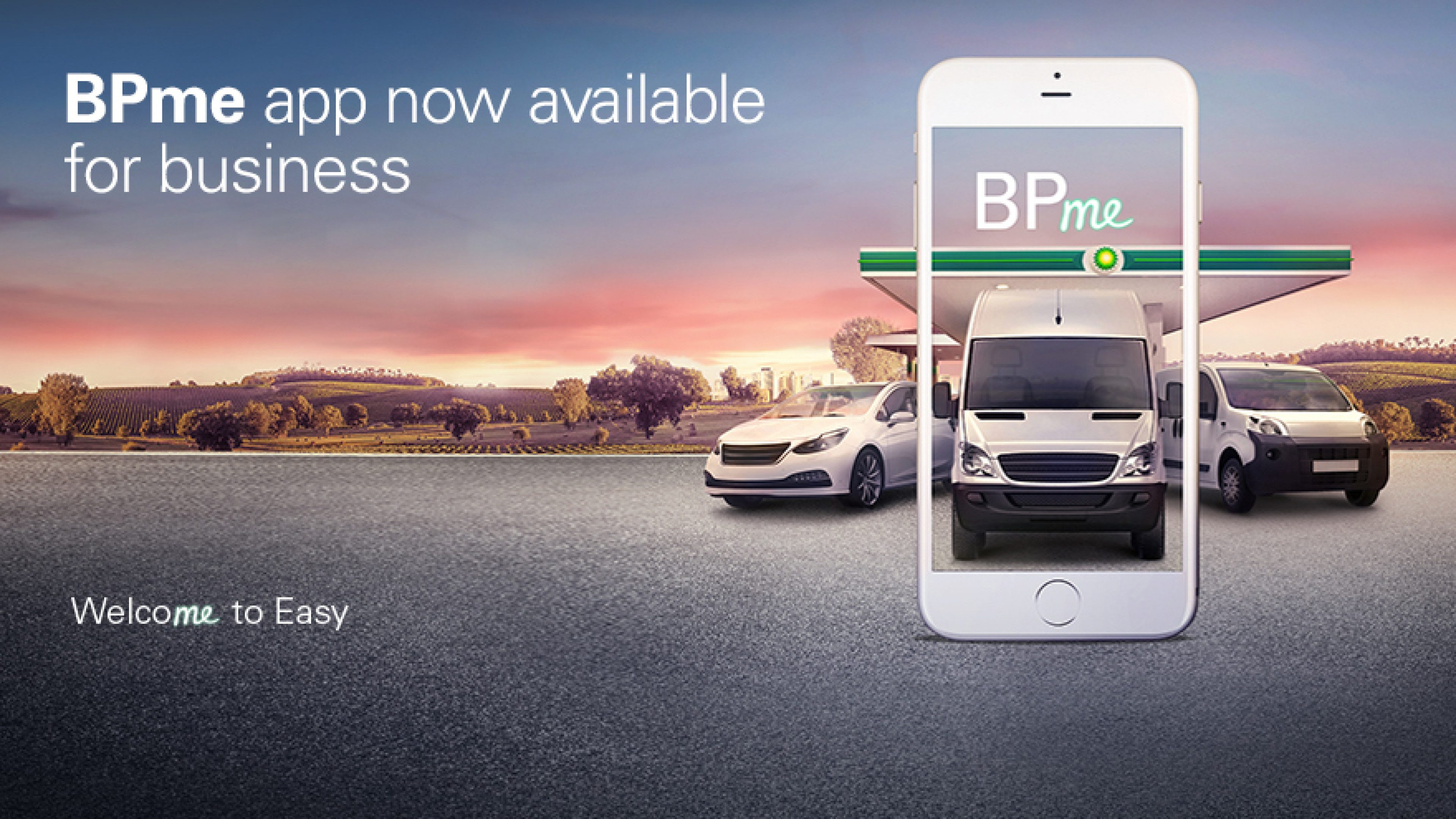 BPme app now available with fuel cards