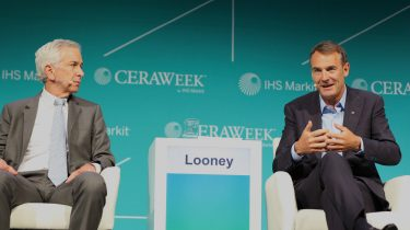 Dudley and other BP executives participate in CERAWeek 2019