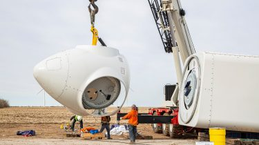 bp upgrades technology at US wind farm