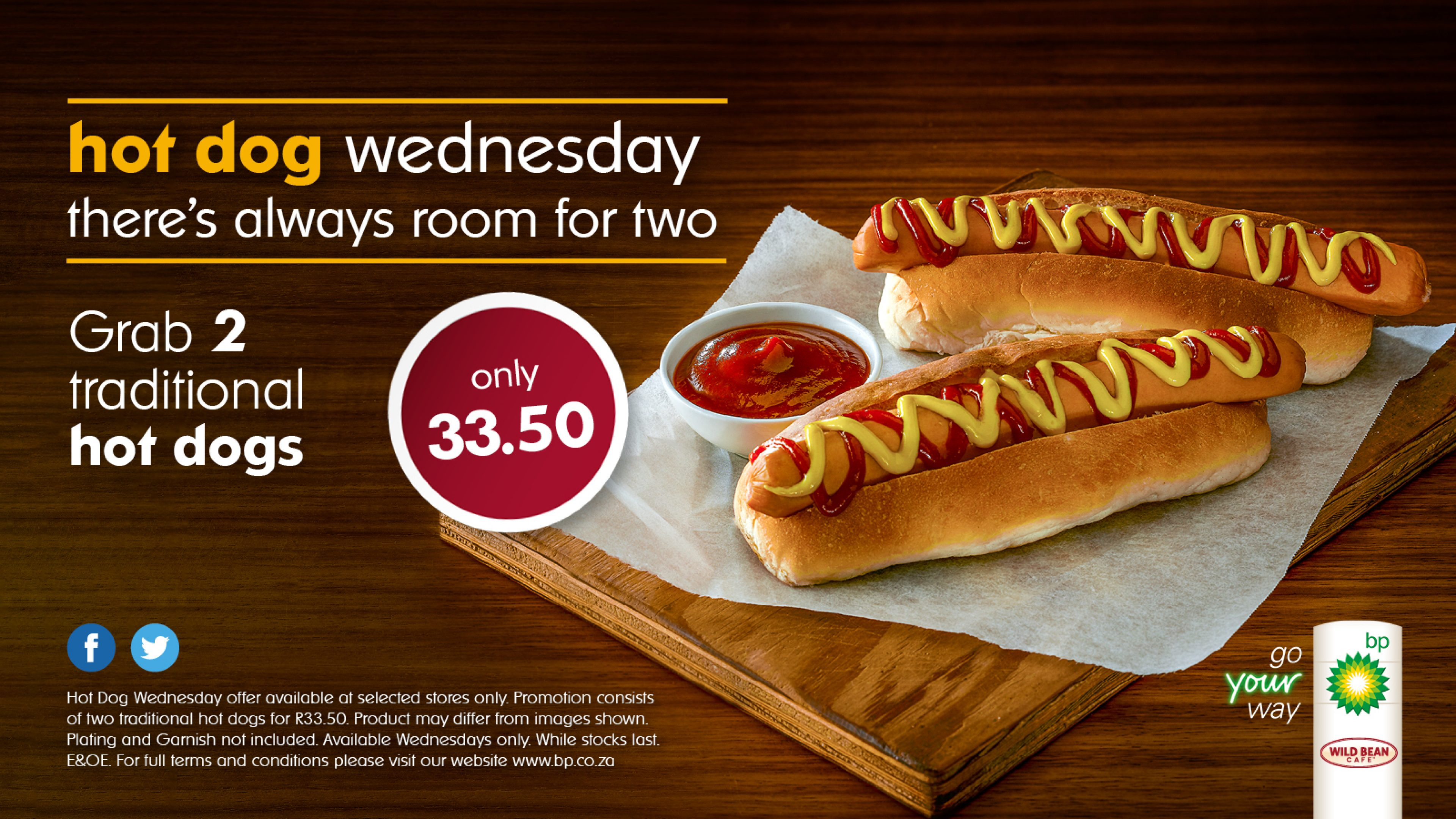 Hot Dog Wednesday