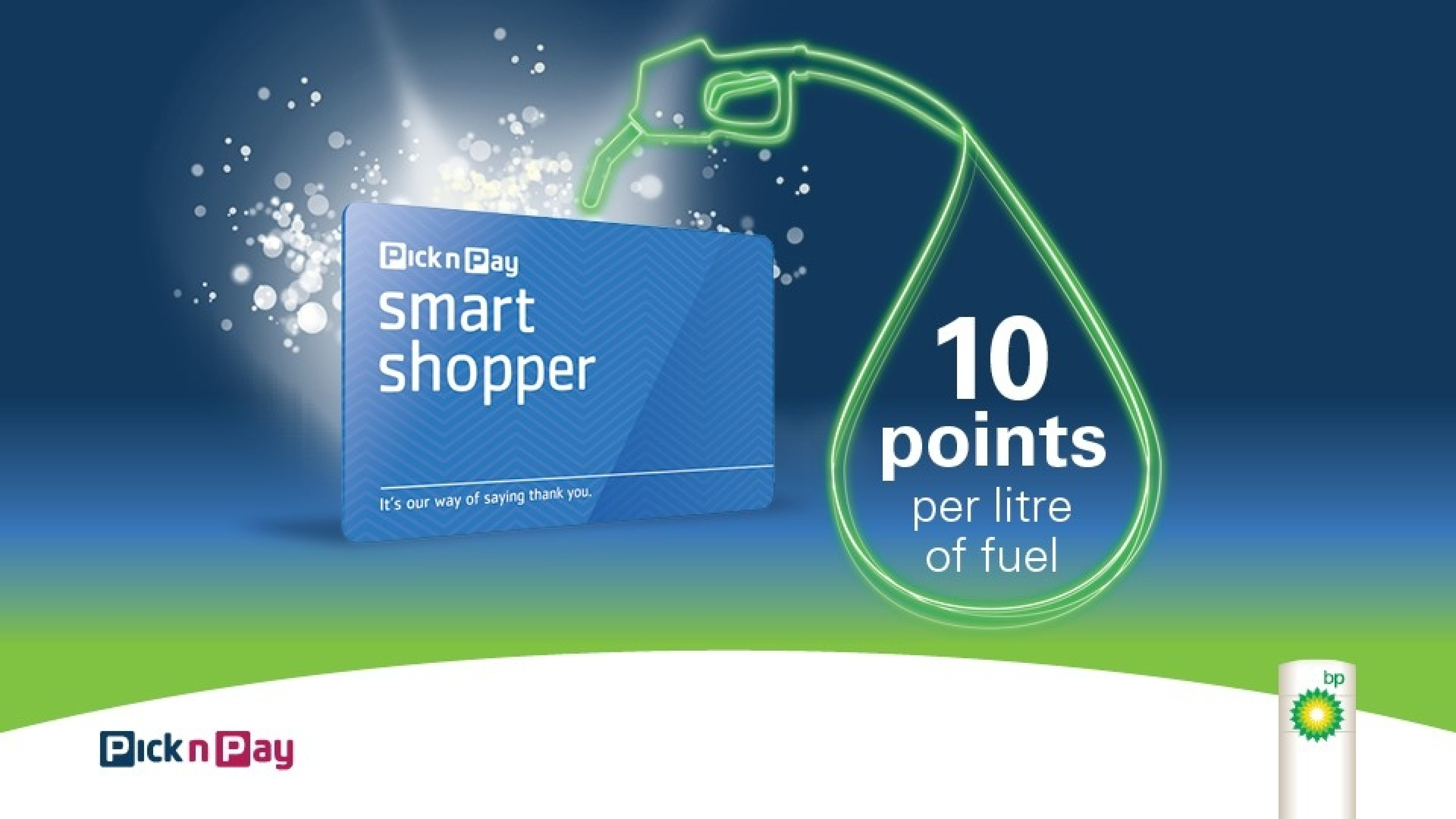 Pump Up Your Smart Shopper Points