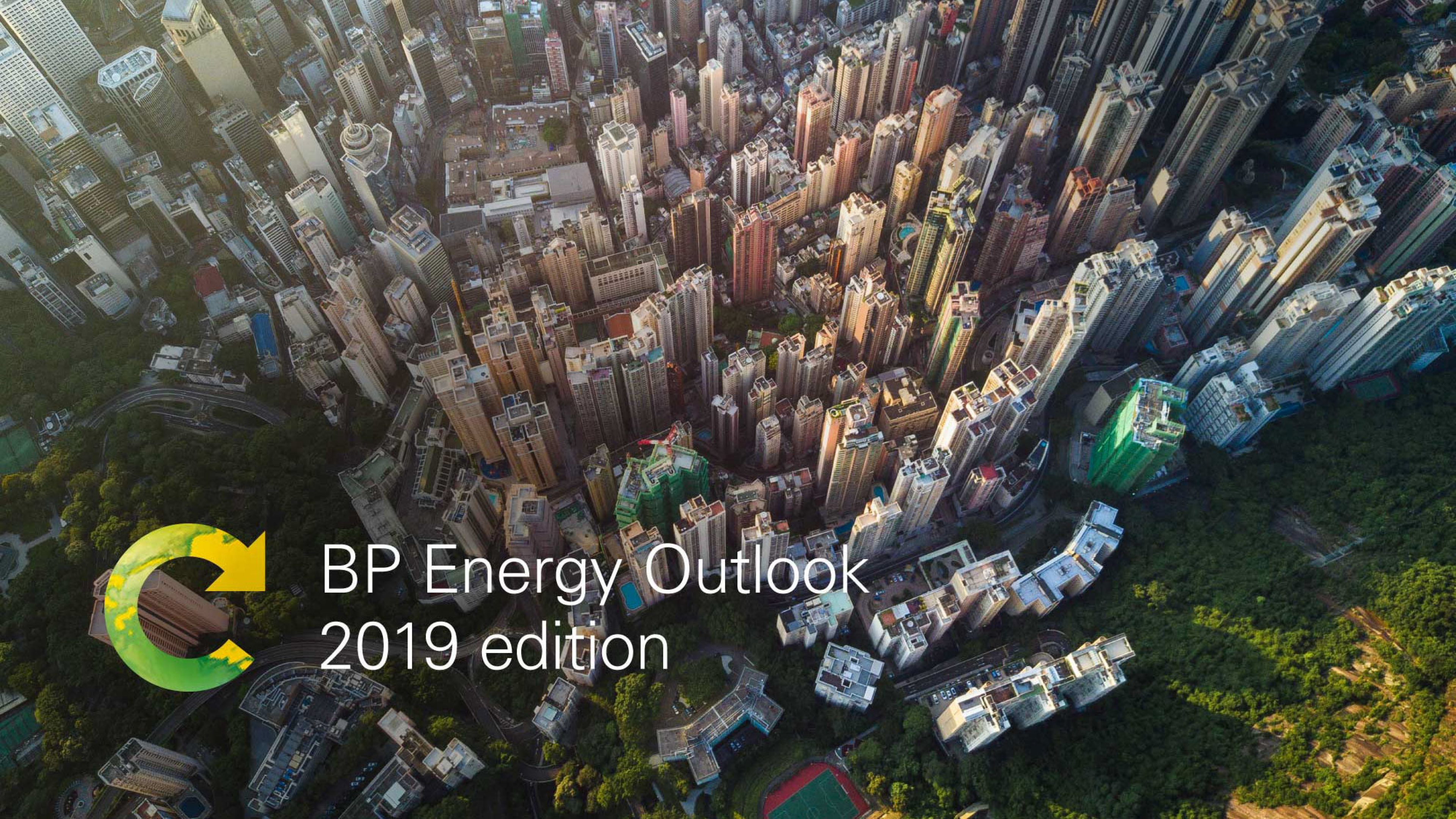 Energy Outlook 2019 – poster