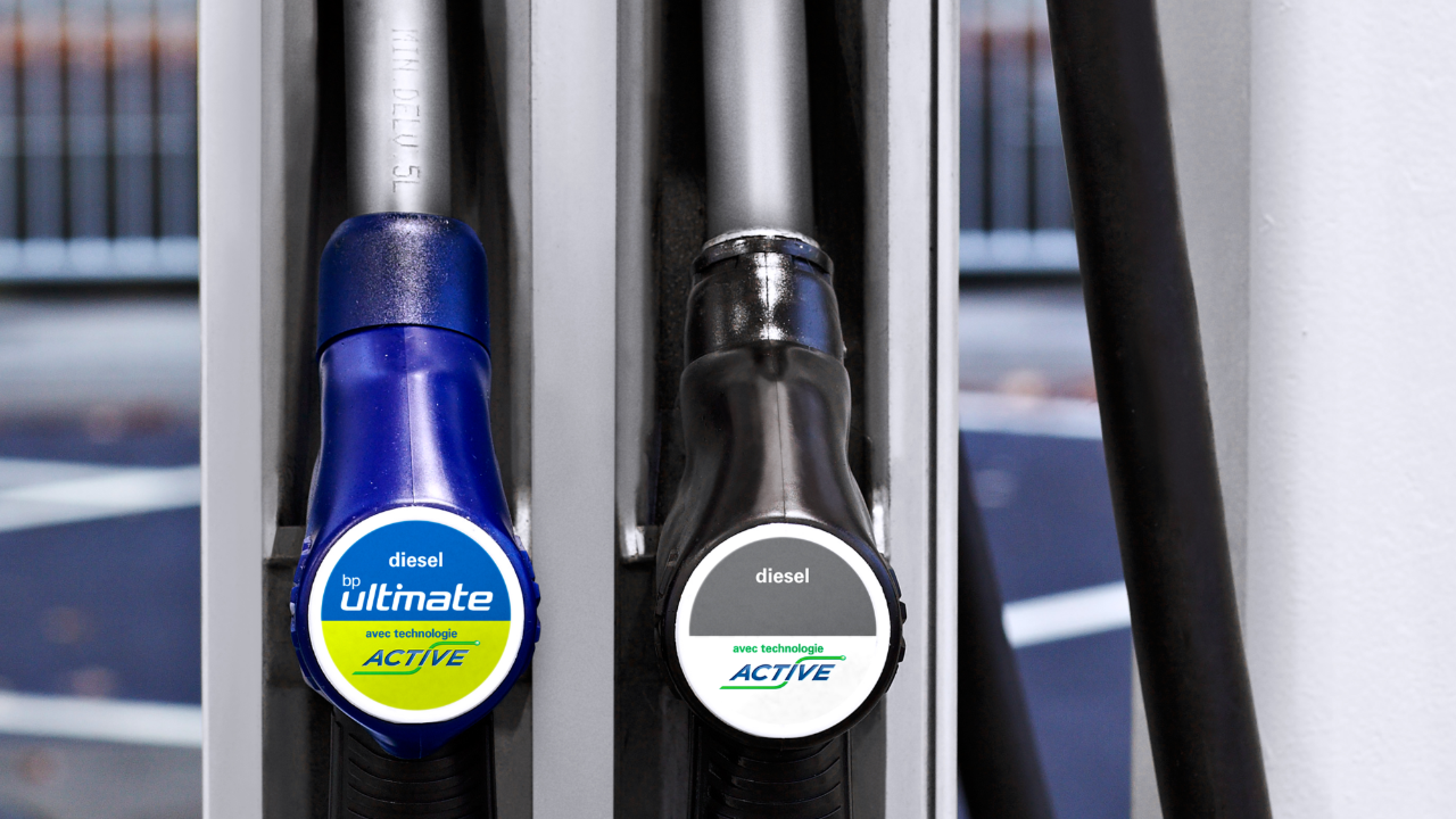 Carburants BP Gasoils avec technologie ACTIVE