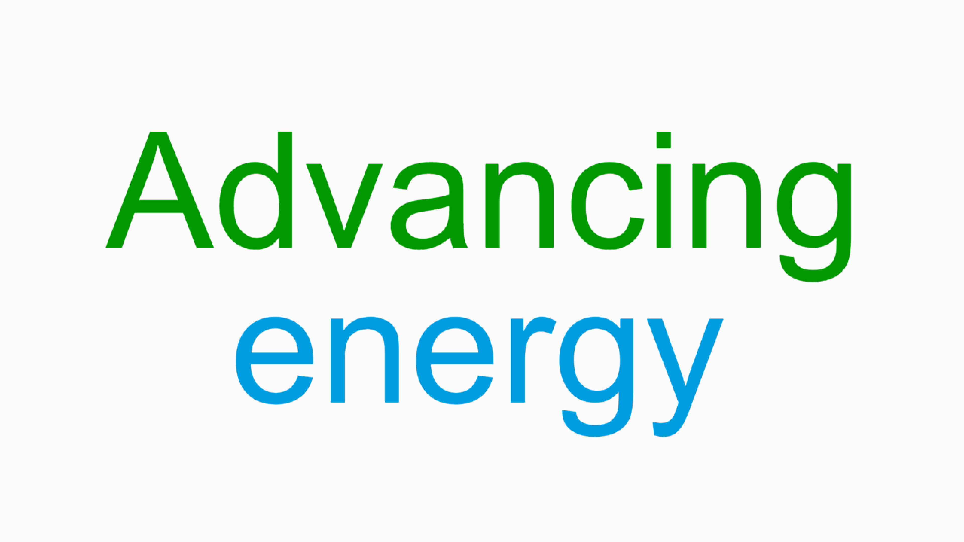 Advancing Energy newsletter
