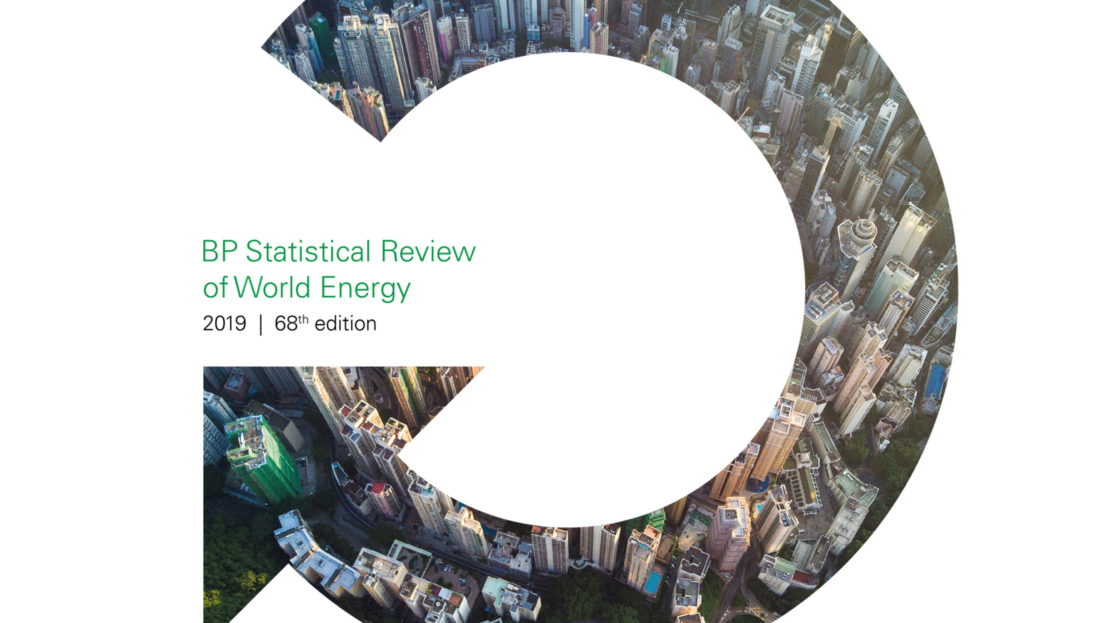 BP Statistical Review of World Energy – 2019 logo