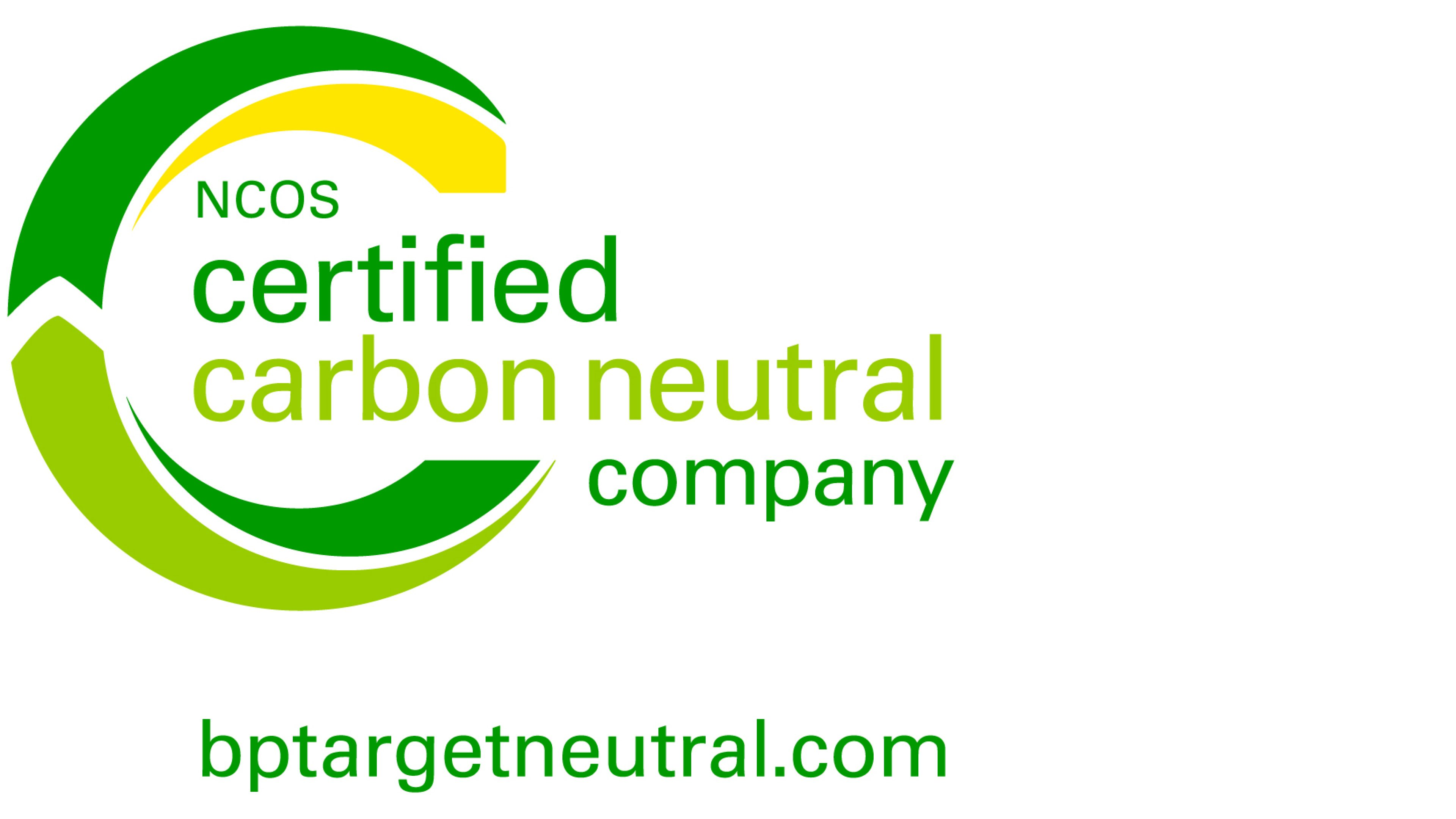 Certified Carbon Neutral NCOS logo